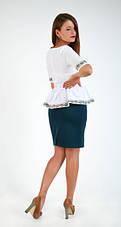 Оригинальная нарядная блуза , фото 2