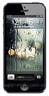 Китайский смартфон iPhone 5, Android 4, 1 SIM, 8 Гб, 5 Мп, 2 ядра, A-GPS, емкостной дисплей