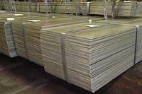 Лист нержавеющий технический AISI 430 0,8х1000х2000  в пленке.