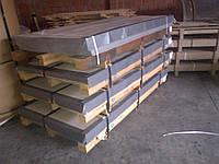 Лист нержавеющий н/ж 0,4х1000х2000 мм BA AISI 430 пол/матовый