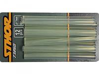 Vorel 73260 безбарвні стрижні 7х100мм для клейового пістолета