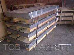 Лист нержавеющий н/ж AISI 201 ( зеркальный )  1,0 (1,0х2,0) 2В листы нержавеющая сталь.