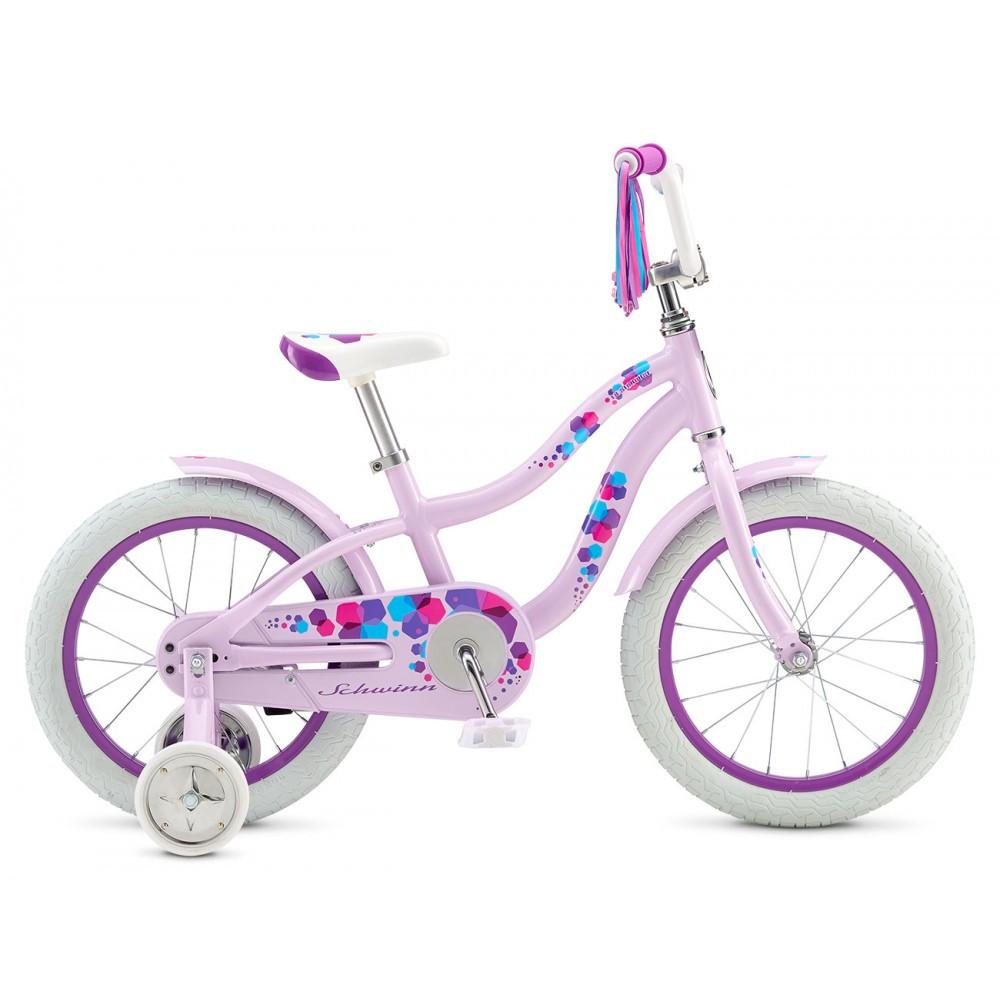 "Велосипед 16"" Schwinn LIL Stardust girl 2017 фиолетовый"