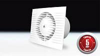 Вентилятор бытовой Dospel STYL II 100 S шариковый подшипник
