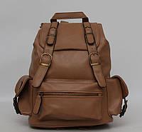 Женский классический компактный рюкзак. На каждый день. Комфортный. Хорошее качество. Дешево. Код: КГ626