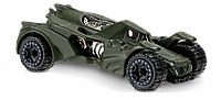 Машинка хот вилс hot wheels batman arkham knight batmobile dty48 mattel
