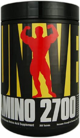 Universal Nutrition Amino 2700, 350 таб.