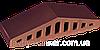 Парапет кришка клінкерна на паркан Кармазиновий острів (07), фото 2