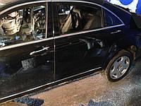 Двери передние на Mercedes W221