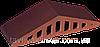 Парапет кришка клінкерна на паркан Кармазиновий острів (07), фото 3