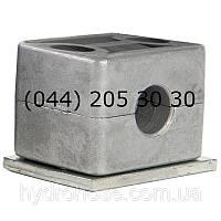 Алюминиевый хомут для труб, в сборе, 5322