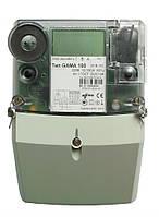 """Двусторонний элетросчетчик для """"зеленого"""" тарифа GAMA 100 тип G1B G1B 151.320. F3.B2.P4.C310.v1 5(100)А, 1-ф"""
