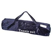 Сетка для большого тенниса с металлическим тросом CTN-02PE