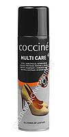Спрей для защиты и ухода натуральной и исскуственной кожи Coccine Multi Care, бессцвентый 250 гр