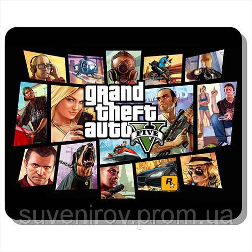 Купить Коврик для мыши Game GTA 5