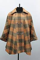 Демисизонное пальто фирмы vr-studio 46-52р.