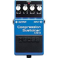 Аксессуары к музыкальным инструментам BOSS CS-3 Compression Sustainer