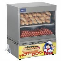 Аппарат для приготовления хот-догов (паровой принцип) АПХ-П