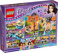 LEGO® Friends ПАРК РАЗВЛЕЧЕНИЙ: АМЕРИКАНСКИЕ ГОРКИ 41130, фото 1
