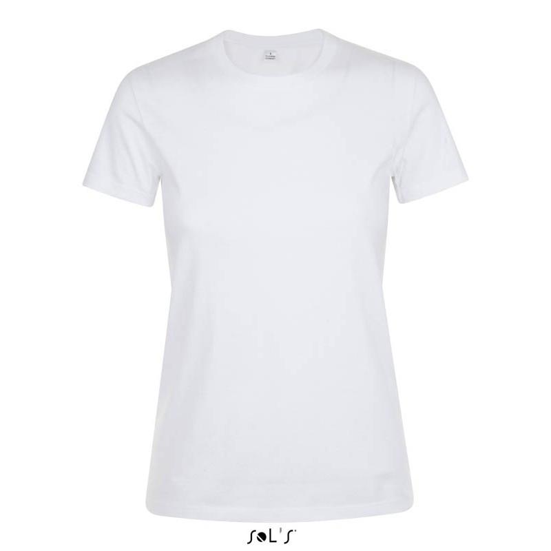 633ffa4b4ad5e Футболка женская Sols Regent Woman белая: купить, заказать в Одессе ...