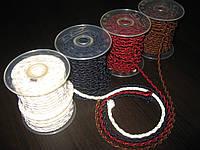 Шелк  круглый плетеный