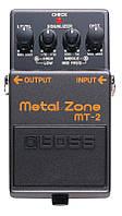 Аксессуары к музыкальным инструментам BOSS MT-2 Metal Zone