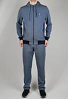 Спортивный костюм мужской MXC 20266 Тёмно-синий