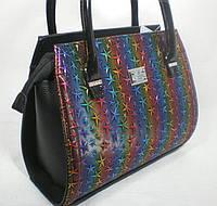 Яркая женская стильная сумка для девушки