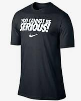 Футболка мужская с принтом найк,Nike
