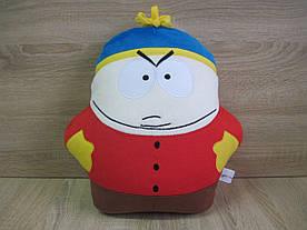 Мягкая игрушка - подушка Эрик Картман Южный парк, ручная работа