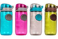 Бутылка для воды SMILE SBP-2 голубая
