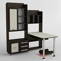 """Компьютерный стол """"СК-217"""" ПВХ"""