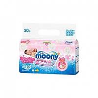 Подгузники Moony (0-3 кг) 30 шт. Япония