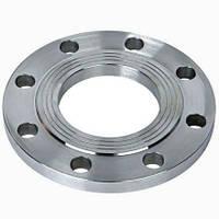 Фланец стальной плоский приварной ДУ 100 ГОСТ 12820-80 РУ 6