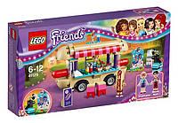 LEGO® Friends ПАРК РАЗВЛЕЧЕНИЙ: ФУРГОН С ХОТ-ДОГАМИ 41129