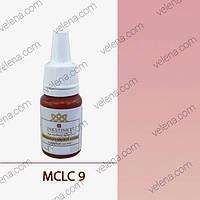Краска для перманентного макияжа Lips color INKSTINKT 5 мл. МС #09 Спелый персик