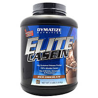 Протеин Elite Casein (1,8 kg rich chocoolate)
