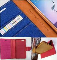 Чехлы на планшеты Samsung T116 T113 Tab 3 7.0 Lite Goospery Canvas Diary