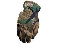 Перчатки Mechanix Wear FastFit Woodland (MFF-77)
