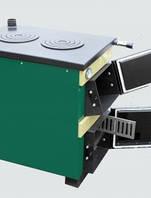 Котел твердотопливный Тивер АКТВ-18 котел плита (две комфорки)