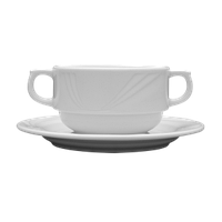 Чашка бульйонна 320 ARCADIA