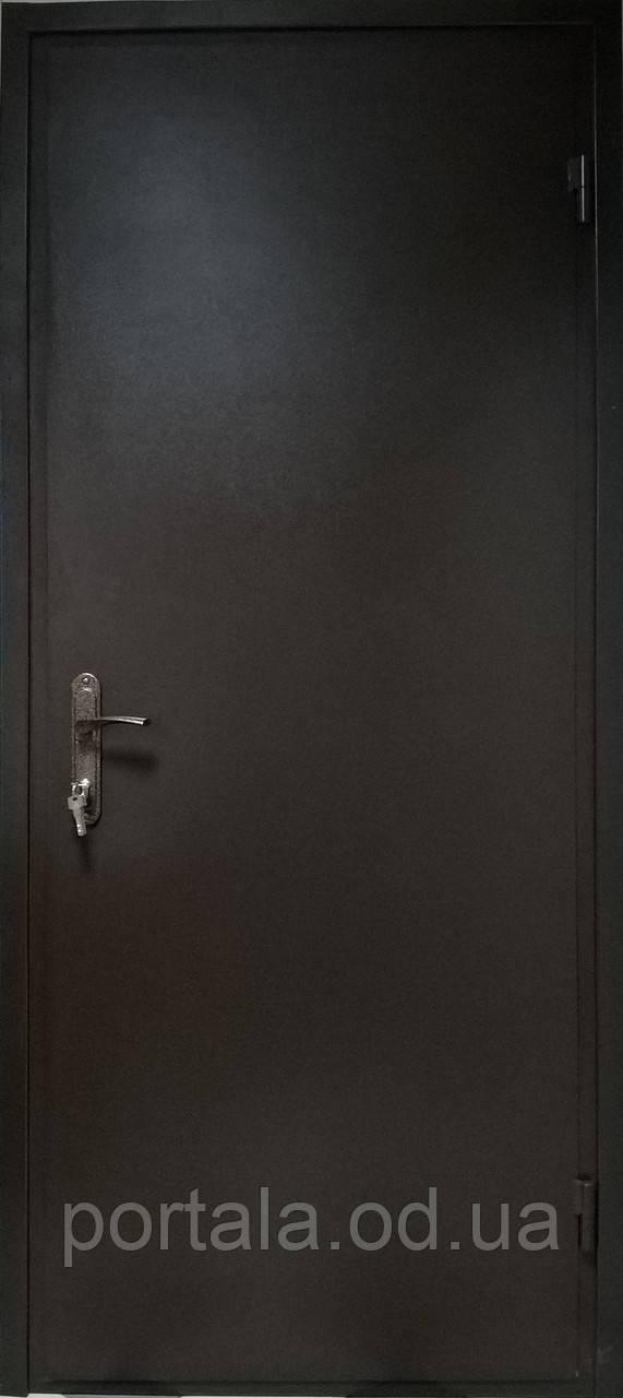 """Входные металлические двери """"Эконом"""" - Оптово-розничный магазин дверей «ПОРТАЛА»  в Одессе"""
