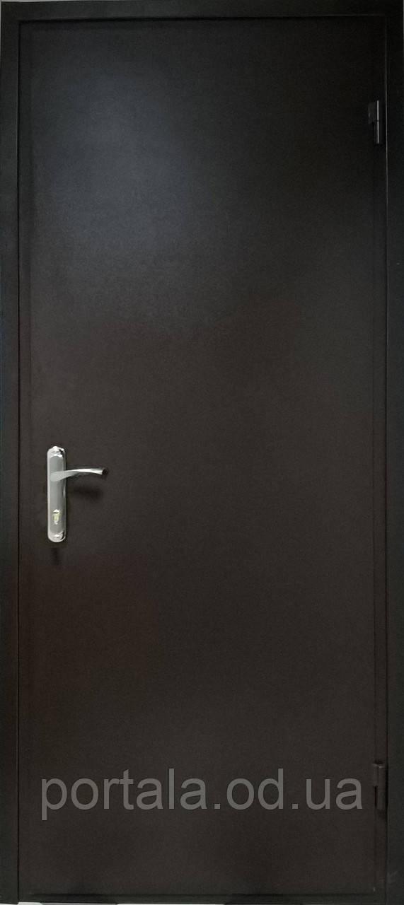 """Входные металлические двери """"Эконом Плюс"""" - Оптово-розничный магазин дверей «ПОРТАЛА»  в Одессе"""