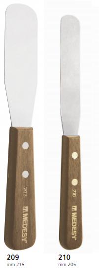 Ножі та шпателі технічні