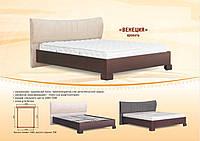 """Кровать с нишей для белья """"Венеция"""""""