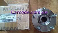Подшипник передней ступицы (Qashqai J10F/J10E 06-, X-trail T31 07-) Nissan 40202JG01A