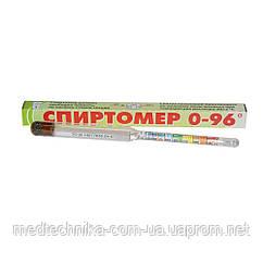 Спиртомер бытовой универсальный (0-96 град.) Eximlab