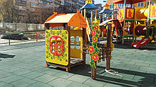 "Песочница ""Хатинка-2"" ТЕ321, фото 3"