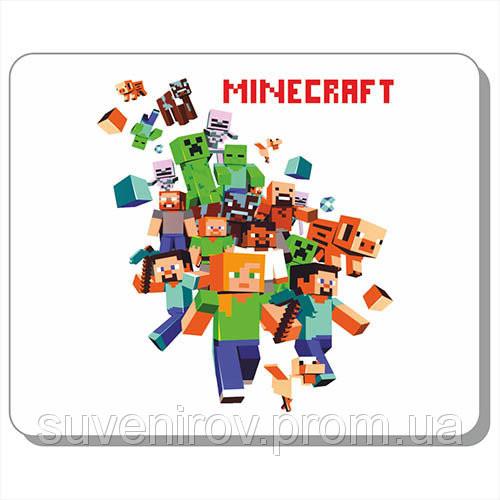 Купить Коврик для мыши Minecraft