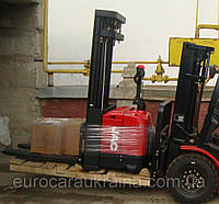 JAC. Штабелеры электрические модель CDD16 грузоподъемность 1600 кг